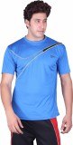 Origin Sport Solid Men's Round Neck Ligh...