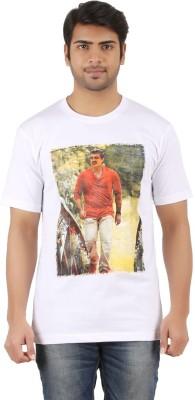 Supertex Printed Men's Round Neck T-Shirt