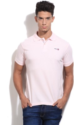 Pepe Solid Men's Polo T-Shirt