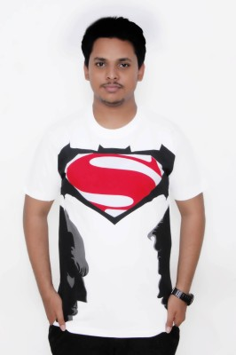 deccan store Printed Men,s Round Neck T-Shirt