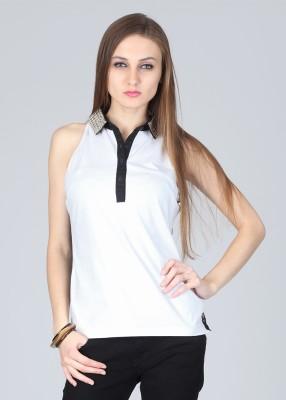 Remanika Printed Women's Polo T-Shirt