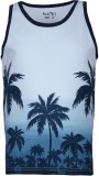Palm Tree Boys Solid (White)