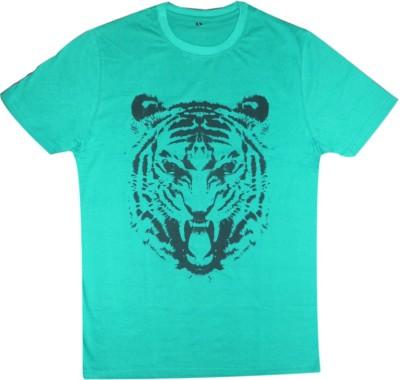 Guddi Creation Graphic Print Men's Round Neck T-Shirt