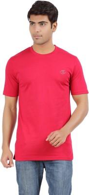 Five Elements Solid Men's Round Neck T-Shirt