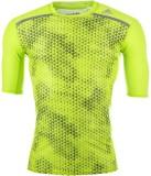 Adidas Solid Men's Polo Neck Green T-Shi...