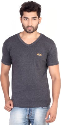 Globalepartner Printed Men's V-neck T-Shirt