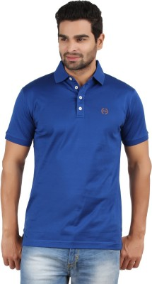 Classic Polo Solid Men's Polo Neck T-Shirt