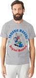 Monzter Popcornz Graphic Print Men's Rou...