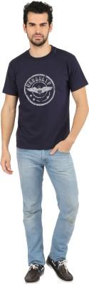 Urbanlyf Graphic Print Men's Round Neck T-Shirt