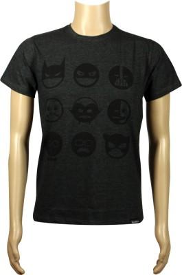 Sixthbase Printed Men's Round Neck T-Shirt