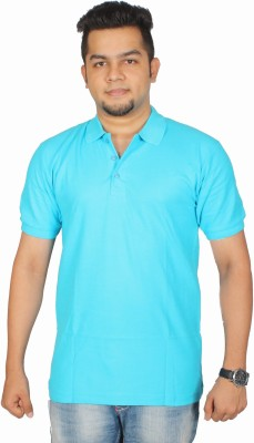 Leo Clothing Solid Men,s Polo Reversible T-Shirt