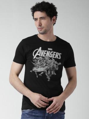 Moda Rapido Printed Men,s Round Neck T-Shirt