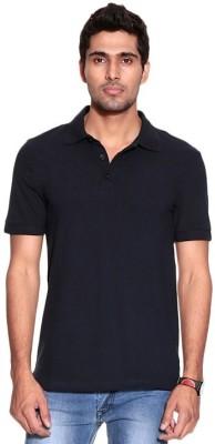Jura Polo Solid Men's Polo Neck Blue T-Shirt