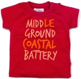 Solittle Boys Graphic Print (Red)