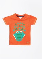 FS Mini Klub Boys Printed(Orange)