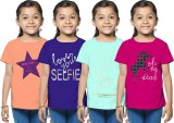 So Sweety Girls Graphic Print (Multicolo...