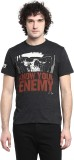 Call of Duty Printed Men's Round Neck Bl...