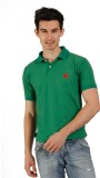 Kapapai Solid Men's Polo T-Shirt