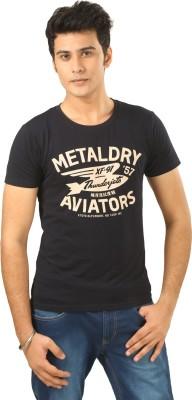 Eddie Van Halen Printed Men,s Round Neck Black T-Shirt