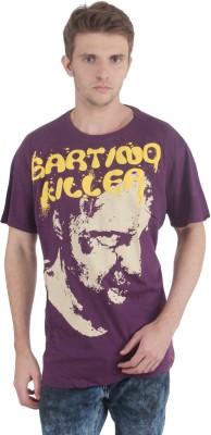 Gartino Printed Men's Round Neck T-Shirt