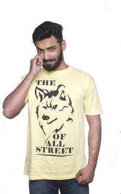 Tee Hive Graphic Print Men's Round Neck T-Shirt