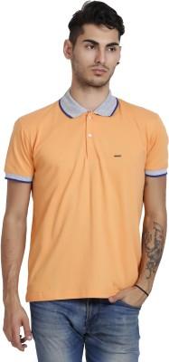 BlackCatz Solid Men's Polo T-Shirt