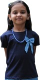 Snowflakes Girls Solid (Blue)