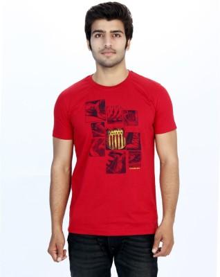 Filimore Graphic Print Men's Round Neck T-Shirt