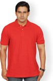 Nation Polo Club Solid Men's Polo Neck M...