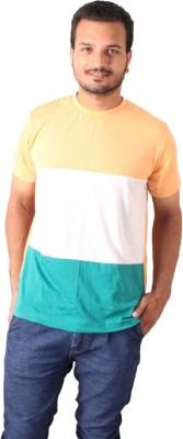 Martech Solid Men's Round Neck T-Shirt