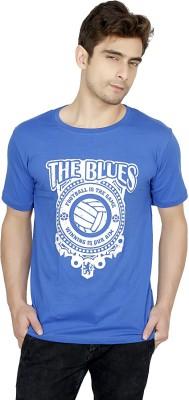 Funatic Sports Printed Men's Round Neck T-Shirt