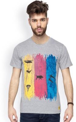 Chulbul Graphic Print Men's Round Neck T-Shirt