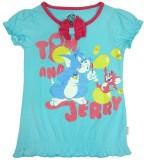 Tom & Jerry Girls Printed (Blue)