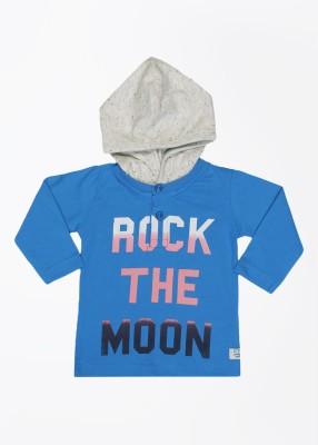Feetje Printed Hooded T-Shirt