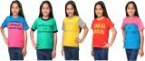 NautieCutie Girls Printed (Multicolor)
