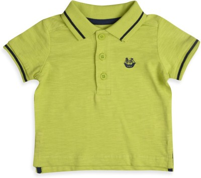 Mothercare Solid Polo T-Shirt
