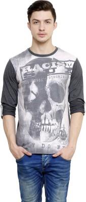 Era of Attitude Printed Men's Round Neck T-Shirt