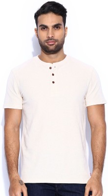 Levi's Solid Men's Henley T-Shirt