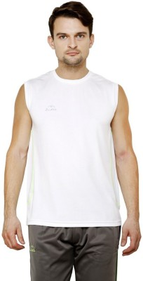 Dida Sportswear Solid Men's Round Neck T-Shirt