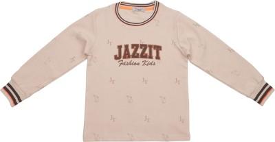 Shopping Karega Printed Boy's Round Neck T-Shirt