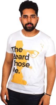 Arcanumz Graphic Print Men's Round Neck T-Shirt