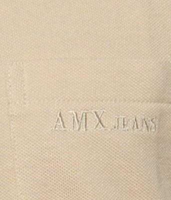 AMX Solid Men's Henley Light Green T-Shirt