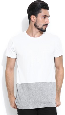 Hubberholme Solid Men's Round Neck T-Shirt