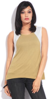 Mossimo Solid Women's Round Neck T-Shirt