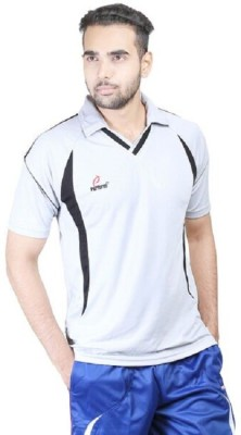 Perform Solid Men's V-neck T-Shirt