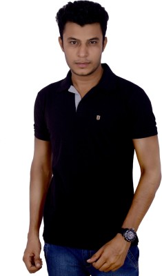 TrendishqDuke Solid Men,s Polo T-Shirt