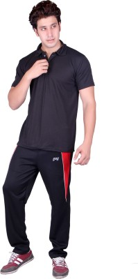 Gag Wear Solid Men's Polo Neck T-Shirt