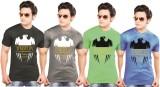 Ks Balaji Printed Men's Round Neck Multi...