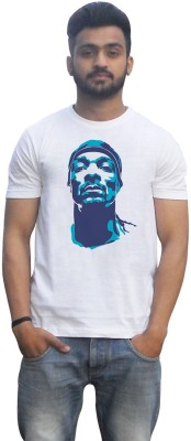 Lovely Collection Printed Men's Round Neck T-Shirt