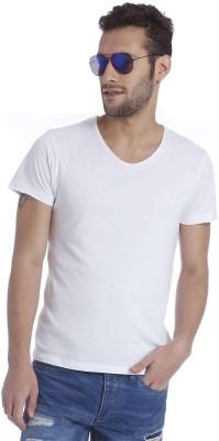 Jack & Jones Solid Men's V-neck T-Shirt